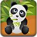 可愛小熊貓逃脫