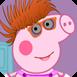 粉红小猪爱打扮