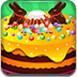 宝贝安娜的复活节蛋糕