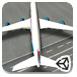 3D城市飛機停靠