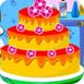 安杰拉猫制作蛋糕