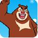熊出没之熊大学单词