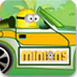 小黃人駕駛汽車