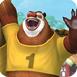 熊出沒開心旋轉拼圖