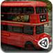 3D倫敦巴士停車