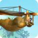 飛翔的熊二