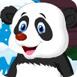 熊猫圣诞逃脱