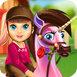 芭比宝贝和小马