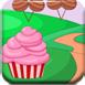 糖果土地装饰