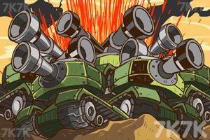 坦克争霸3升级版